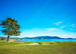 PEBBLE BEACH GOLFING