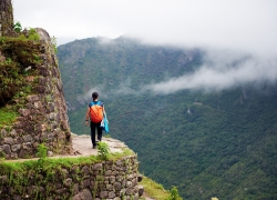 G ADVENTURES - THE INCA TRAIL