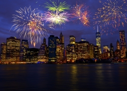 NEW YORK NEW YEAR'S EVE PACKAGE