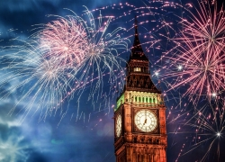LONDON NEW YEAR'S EVE PACKAGE