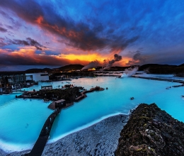 ICELAND - NORTHERN LIGHTS AND BLUE LAGOON