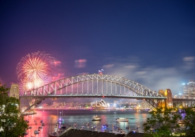 SYDNEY NEW YEAR'S EVE PACKAGE