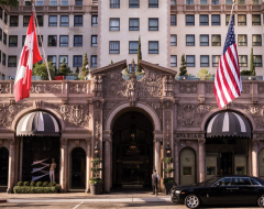 Beverly Wilshire Los Angeles