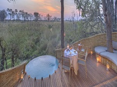 &Beyond Sandibe Okavango Safari Lodge