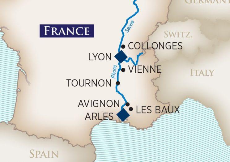 Provence Cruise