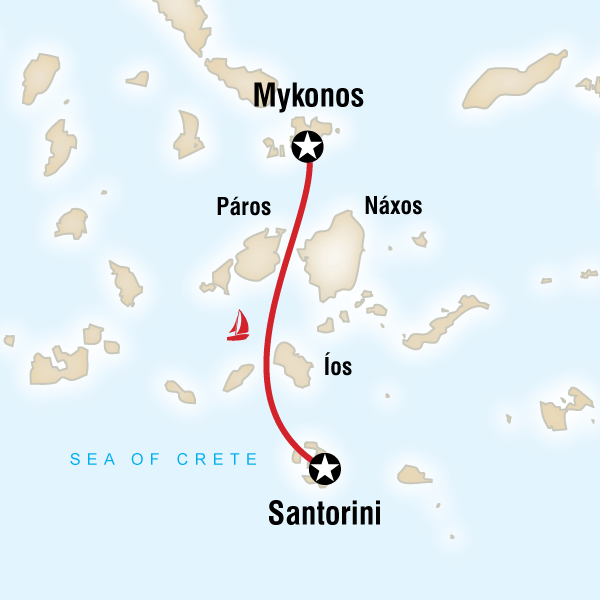 Sailing Greek Isles